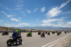 SuperSport corrida #1 grid