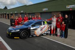 Warren Scott met Team BMR Restart Racing