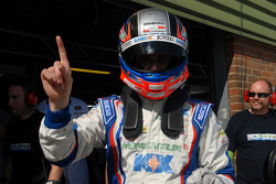 Pole-winnaar Sam Tordoff