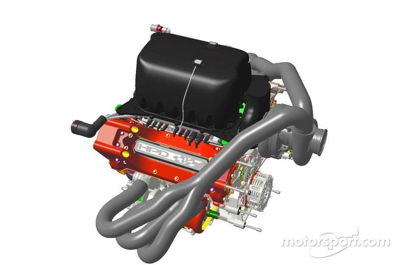 El nuevo motor HPD LMPI y LMP2 para el 2014.