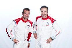 Sébastien Loeb et Yvan Muller