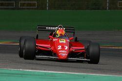 Ferrari 126C2 F1 (1982, ex-Gilles Villeneuve)