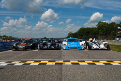 A photoshoot with combined ALMS and Grand-Am entries