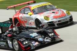 #552 Level 5 Motorsports HPD ARX-03b Honda: Scott Tucker, Marino Franchitti