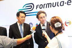 Alejandro Agag, CEO, Formula E Holding