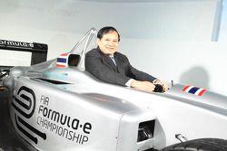 Formula E Bangkok Tanıtım