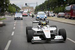 Test pilotu Lucas di Grassi, Formula E Berlin tanıtımı