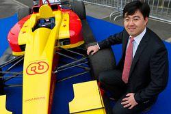 Formula E China Racing Tanıtım
