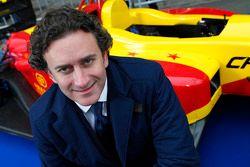 Alejandro Agag, CEO, Formula E Holding, Formula E China Racing Tanıtım