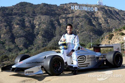 Formule E: Los Angeles lancering