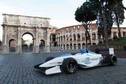 Formula E Rome presentación
