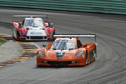 #3 8Star Motorsports Corvette DP: Enzo Potolicchio, Stéphane Sarrazin, Pedro Lamy