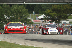 #69 AIM Autosport Ferrari 458: Emil Assentato, Anthony Lazzaro #60 Michael Shank Racing Ford/Riley:
