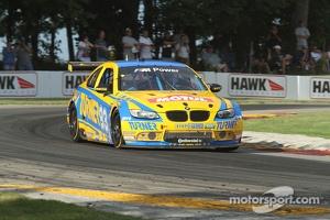 #93 Turner Motorsport BMW M3: Maxime Martin, Michael Marsal
