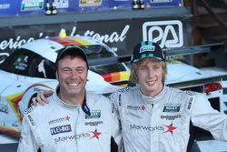 Vencedores #8 Starworks Motorsport BMW/Riley: Scott Mayer, Brendon Hartley