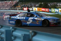 Trouble for Kasey Kahne, Hendrick Motorsports Chevrolet