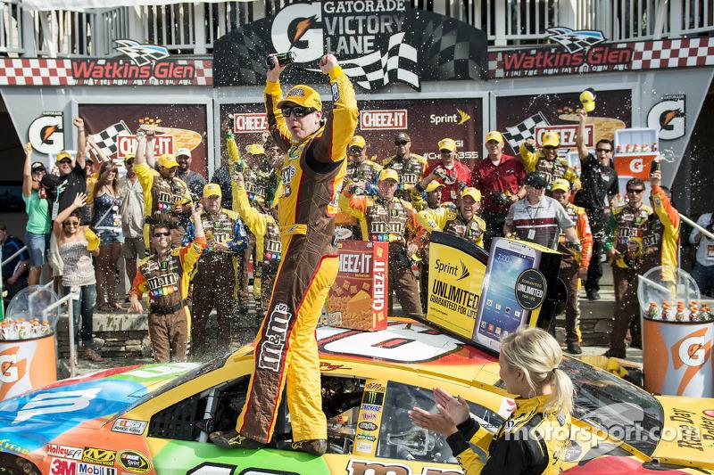 2013, Watkins Glen: Kyle Busch (Gibbs-Toyota)