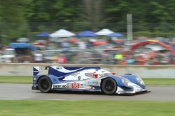 #16 Dyson Racing Team Inc. Lola B12/60 Mazda: Chris McMurry, Tony Burgess