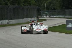 #0 Delta Wing Race Cars DeltaWing LM12: Andy Meyrick, Katherine Legge