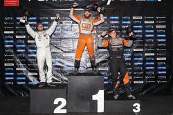 1er Chris Forsberg, 2e Michael Essa, 3e Fredric Aasbo