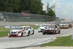 Pneu Continental Series; #14 Doran Racing Nissan 370Z: Bryan Heitkotter, BJ Zacharias