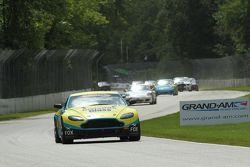 #140 Automatic Racing Aston Martin Vantage: Max Riddle, Kris Wilson