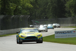 #140 Automatic Racing Aston Martin Vantage: Max Riddle, Kris Wilson