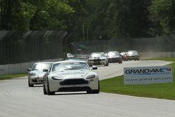 #15 Multimatic Motorsports Aston Martin Vantage: Nick Mancuso, Frankie Montecalvo