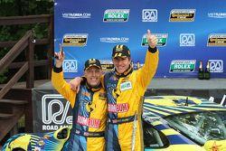 Winnaars #13 Rum Bum Racing Porsche 997: Nick Longhi, Matt Plumb