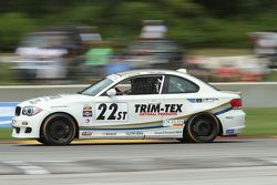 #22 Burton Racing BMW 128i: Joe Koenig, Mike LaMarra