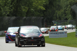 #171 APR Motorsport Volkswagen Jetta: Ian Baas. Kevin Gleason