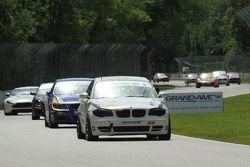 #62 Mitchum Motorsports BMW 128i: Cameron Lawrence, Dillon Machavern