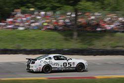 #05 Racers Edge Motorsports Mustang Boss 302R GT: Lucas Bize, Patrick Linn