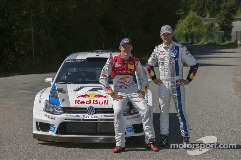2013 год. Экстрем и Ожье (DTM и WRC)
