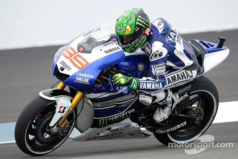 Jorge Lorenzo, Yamaha Factory Racing, 2013