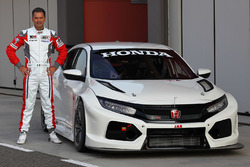 Honda Civic Type R TCR testing