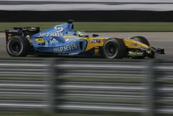 Giancarlo Fisichella, Renault Sport F1 Team R25