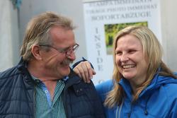 Paul Kasper und Martina Garovi