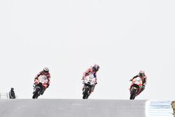 Jorge Lorenzo, Ducati Team, Danilo Petrucci, Pramac Racing, Dani Pedrosa, Repsol Honda Team