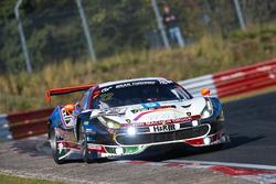 Georg Weiss, Oliver Kainz, Jochen Krumbach, Wochenspiegel Team Monschau, Ferrari 488 GT3