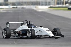 Sabre Cook, John Cummiskey Racing