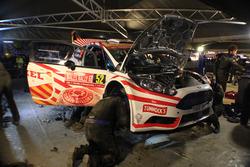 Matthew Wilson, Loudon Stuart, C-Rally, Ford Fiesta R5