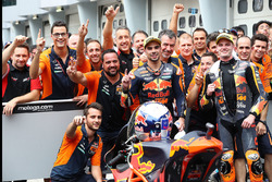Brad Binder, Red Bull KTM Ajo, Miguel Oliveira, Red Bull KTM Ajo