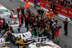 #44 Formula Racing Ferrari 488: Jens Liebhauser