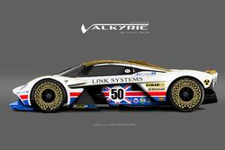 Designstudie: Aston Martin & Red Bull