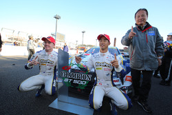Race winners #37 Team Tom's Lexus LC500: Ryo Hirakawa, Nick Cassidy