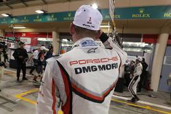 LMP1 pole sitter #1 Porsche Team Porsche 919 Hybrid: Nick Tandy