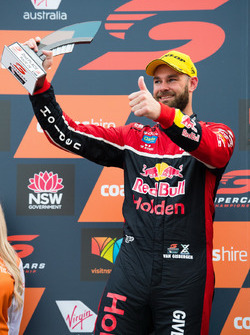 2. Shane van Gisbergen, Triple Eight Race Engineering Holden