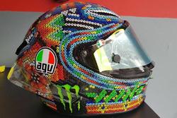 Cascos pretemporada Valentino Rossi