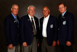 Ned Jarrett, Bobby Allison, David Pearson and Bud Moore